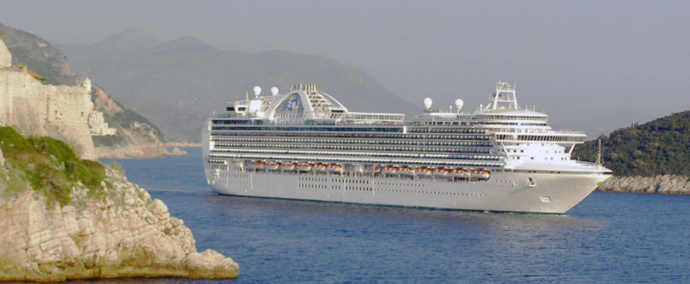 Princess cruise ship