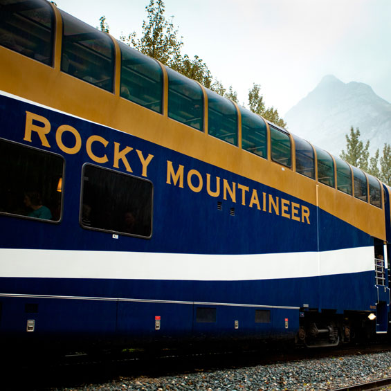Deluxe Rockies, Vancouver and Alaska Cruise