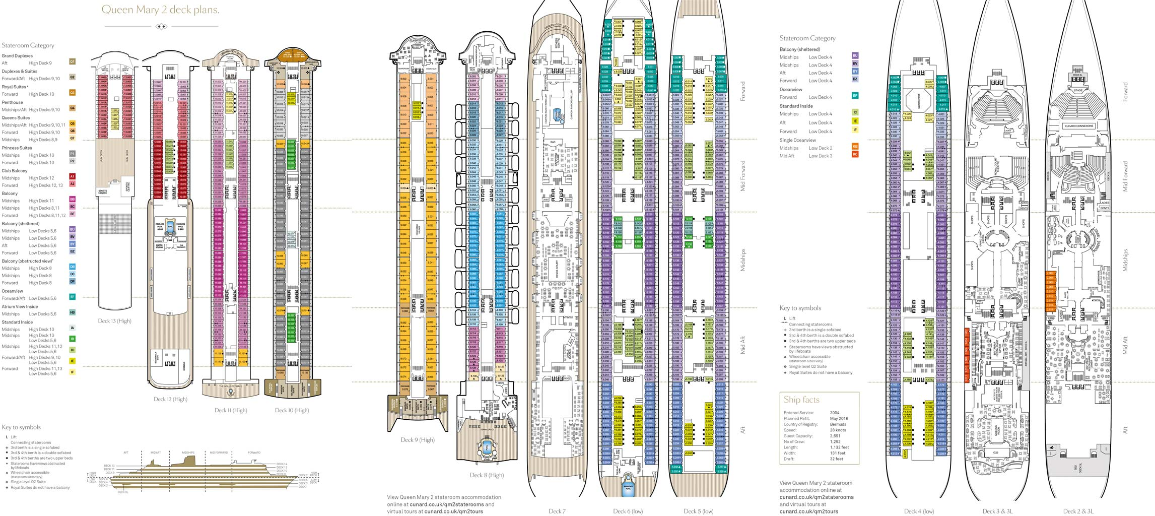 Queen mary floor plan photo qm2 deck plan images photo for Ground level deck plans pdf