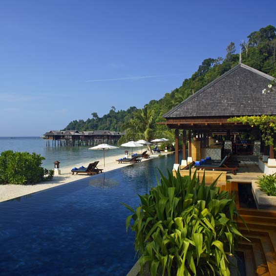 Pankgor Laut Resort