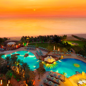 Le Méridien Al Aqah Beach Resort