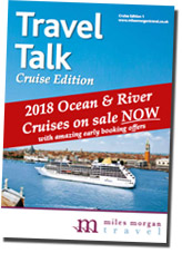 Cruise Travel Talk cover