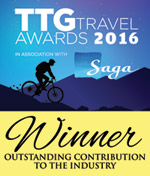 Outstanding Contribution to the Travel Industry 2016