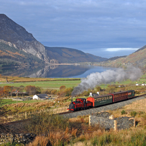 Railways & Castles of Wales
