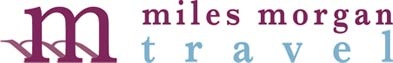 Miles Morgan Travel Logo